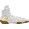 Wrestling Shoes adidas adiZero Varner 2 White/Vegas Gold